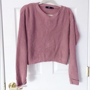 Missguided knitted sweater